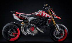 Ducati won the contest of elegance