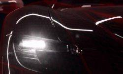 Ferrari has revealed the final teaser of the new supercar with a hybrid engine