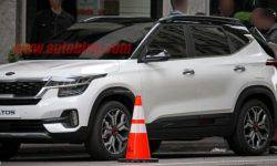 Serial analog Creta Hyundai from KIA was named Seltos
