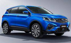 """Production of the new crossover Geely SX11 will establish the plant """"Belgee"""""""