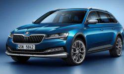 Announced prices for the updated Skoda Superb
