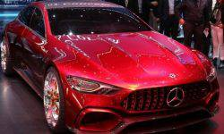 Hybrid Mercedes-AMG GT73 will appear in 2020