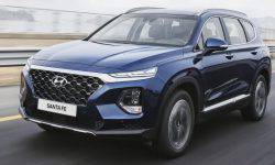 "Hyundai Santa Fe has got modern tracking system ""blind"" zones"