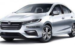 Honda City next generation will receive the hybrid modification