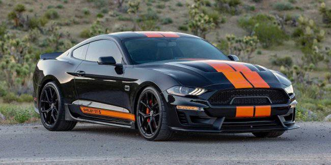 Mustang Gt Rental >> Shelby Made A Special Gt S Mustang For Car Rental Firm Sixt