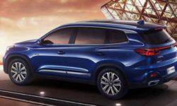 Chery announced the date of start of sales of a 200-strong Tiggo 8