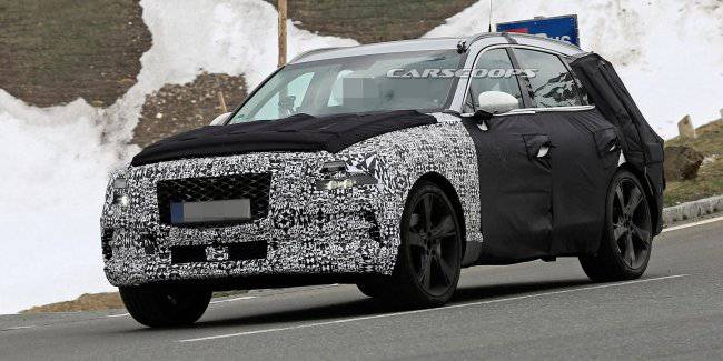 Genesis is preparing the first premium SUV to do battle with BMW and Mercedes