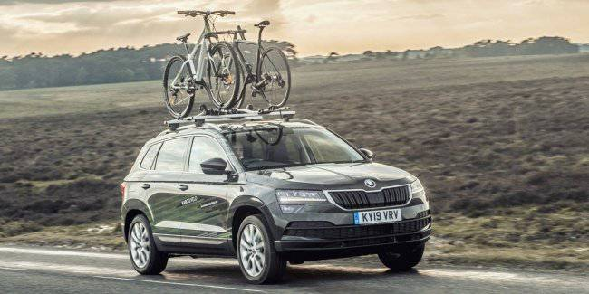 Skoda has revealed what should be the perfect SUV for cyclists