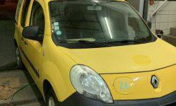 Volyn customs konfiskoval on the border of two electric Renault Z. E.