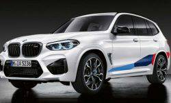 "BMW additionally ""warmed up"" crossovers X3 M and X4 M"