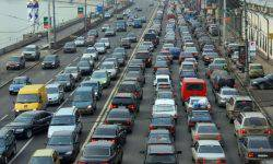 Kiev is ranked twenty world cities with the biggest traffic jams