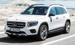 Mercedes unveiled the all-new model 7-seater SUV GLB