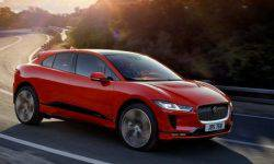 Jaguar is Recalling electric crossover I-PACE