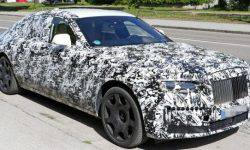 In the network appeared the spy pictures of the interior of the new Rolls-Royce Ghost