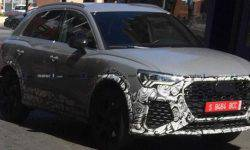 In the network appeared the images of the crossover Audi RS Q3