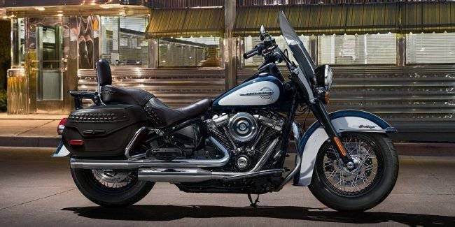Harley-Davidson celebrated the anniversary of 5 million motorcycles