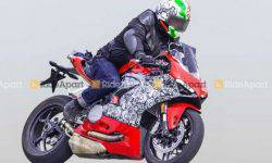 Ducati is preparing an updated Panigale sportbike 959