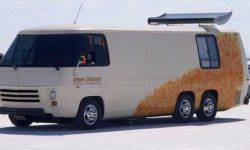 World's fastest motorhome sold at a price of Lanos