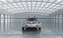 Hybrid flying car Aska Concept takes off and lands like a helicopter
