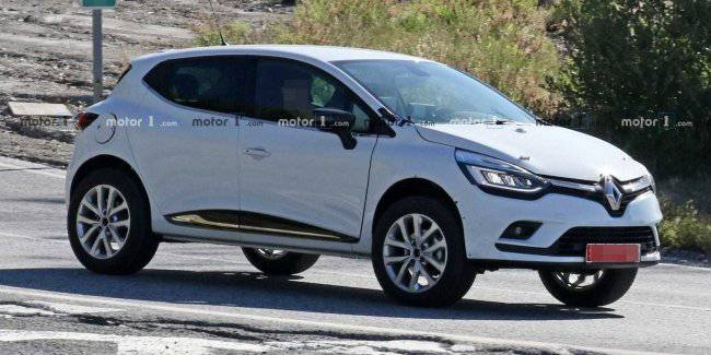 Renault is preparing a new subcompact crossover