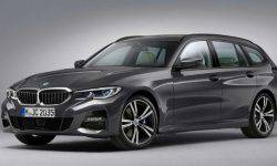 BMW introduced the new touring 3-Series