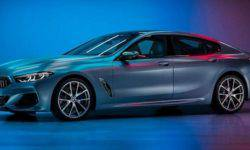 "Some photos of the BMW 8 Series Gran coupé 2020 ""leaked"" to the Network"