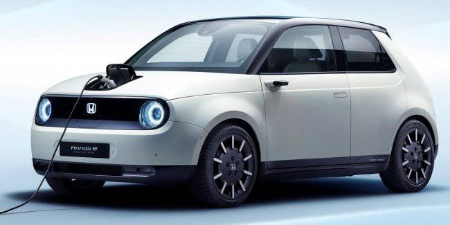 Electric car e Honda will get the battery capacity of 35.5 kWh liquid cooled