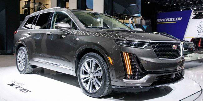Became known the price of the flagship crossover Cadillac XT6