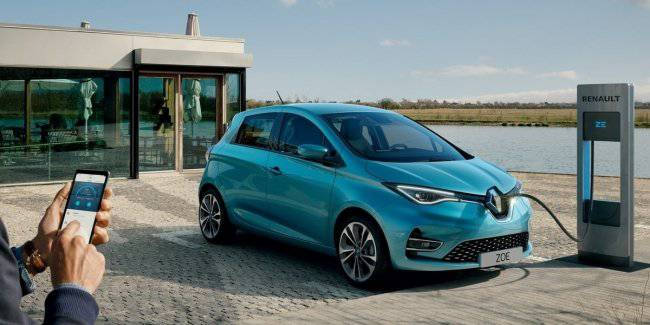Renault Zoe 2020: a more powerful engine and battery high capacity