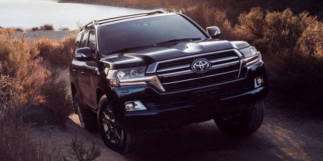 Toyota Land Cruiser deprive the iconic V8 engine