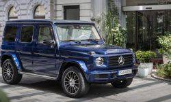 Mercedes-Benz introduced the 330-horsepower diesel G-Class