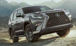 Lexus GX 2020 received a slightly updated exterior and interior