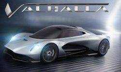 Aston Martin has approved the name Valhalla for his new hypercar