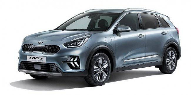 KIA has announced the start of sales of updated Niro Hybrid and Plug-in Hybrid in Europe