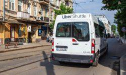 In Kiev launched another route for Uber Shuttle