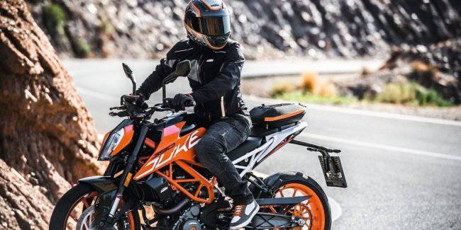 For 2018 KTM sold more motorcycles than Harley-Davidson