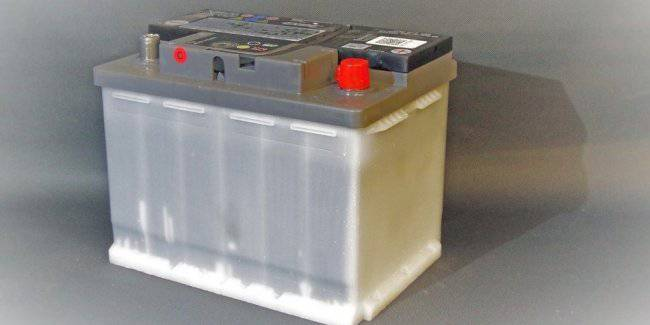 China has developed a new kind of car battery