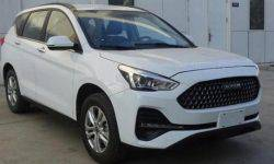 Crossover Haval M6 got a new design