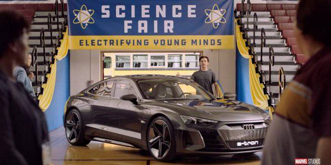 A promo video of the new Audi e-tron GT took off in a big way kynoselen Marvel