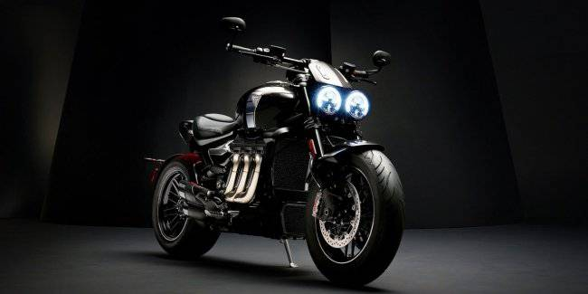 New Triumph Rocket 3 TFC sold out in first day of sales