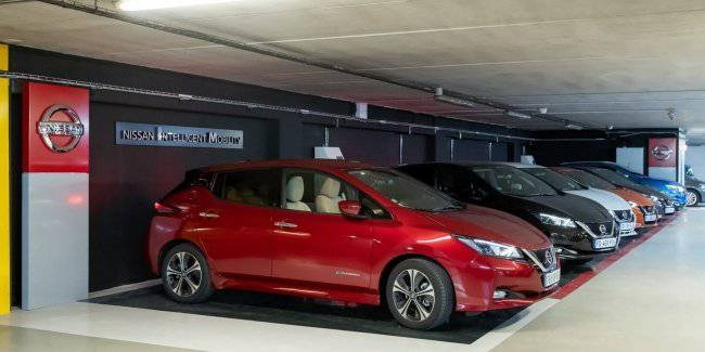 Nissan Leaf e+ with a 62 kWh battery became available to order in Europe
