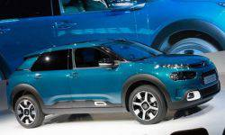 Citroen in the near future will make the C4 Cactus production