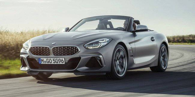 This upgraded BMW Z4 M40i got 435 HP from the tuner Dahler