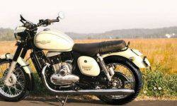 In India began the rebirth of the iconic motorcycle JAWA