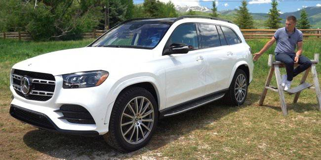 Test drive Mercedes-Benz GLS 2019. We expected more…