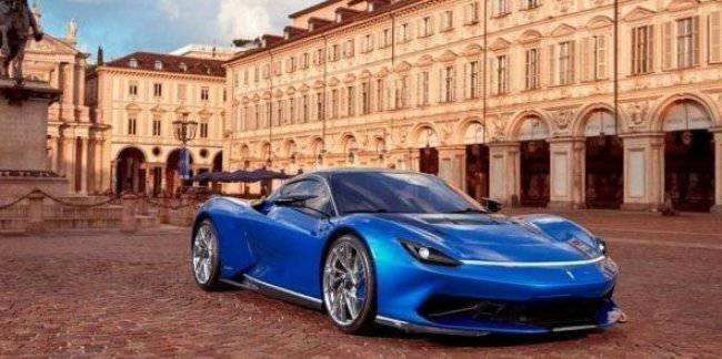 Updated Battista Pininfarina debuted at the auto show in Turin