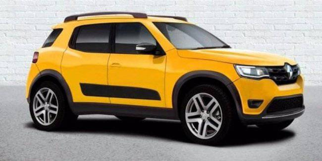 Appeared fresh details about the new subcompact crossover from Renault