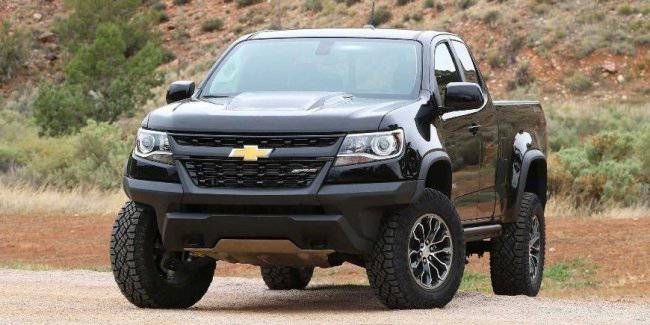There were details about the next-generation pickup truck Chevy Colorado/GMC Canyon