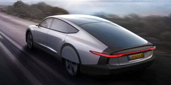 Presented Lightyear One: the electric car, chargeable from the sun