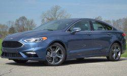 Ford to discontinue Fusion Sport in 2020